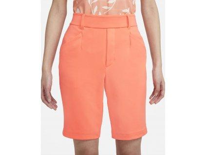 NIKE Dry UV Ace dámské kraťasy oranžové