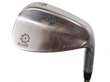 TITLEIST SM5 golfová wedge F-Grind 46°08°