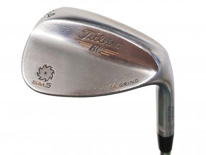 TITLEIST SM5 golfová wedge M-Grind 54°10°