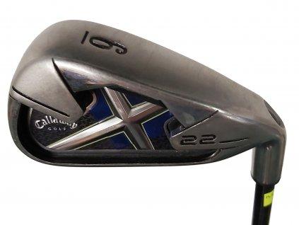 CALLAWAY X22 golfové železo č. 6
