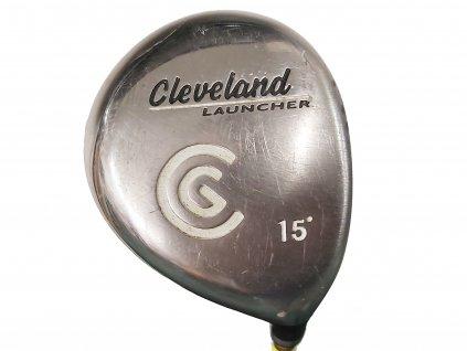 CLEVELAND Launcher fervejové dřevo 15° + Headcover