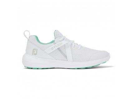 FOOTJOY Flex dámské boty bílo-zelenéright
