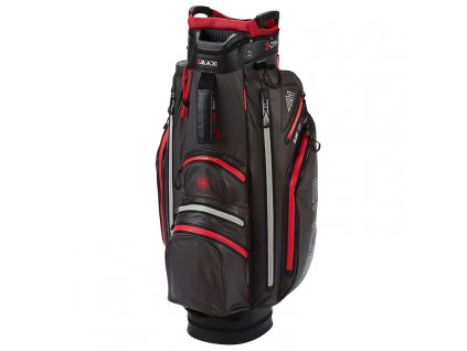 BIG MAX cart bag I-Dry Aqua Drive na vozík černo-červený