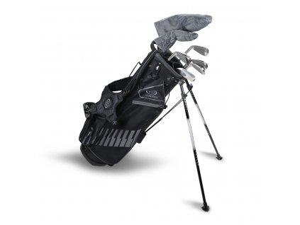 US Kids Golf WT10-S dětský golfový set UL60 152cm (7 holí) černý