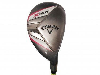 CALLAWAY Xhot dámský golfový hybrid č. 4 (22°) + Headcover
