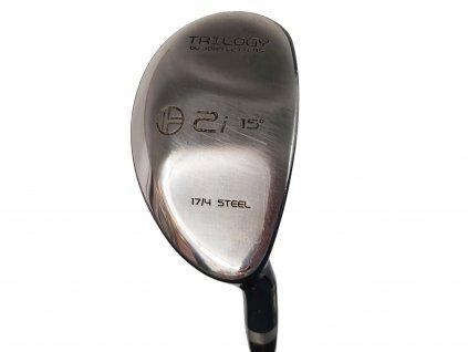 JOHN LETTERS golfový hybrid č. 2 (15°) + Headcover