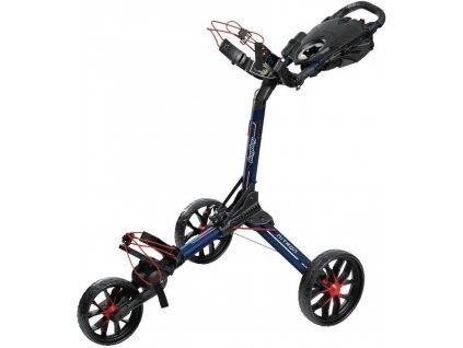 Bag Boy Nitron golfový vozík modro-červeny