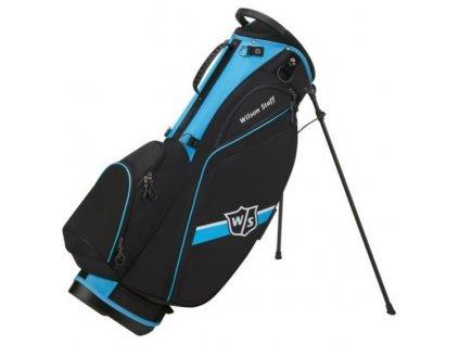 WILSON Staff Lite II stand bag černo-modrý