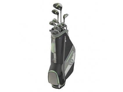 WILSON ProStaff 1200 G/Effect kompletní dámský golfový set