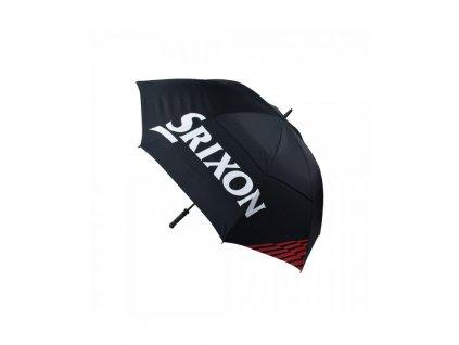 """SRIXON deštník 68"""" Double Canopy černo-červený"""
