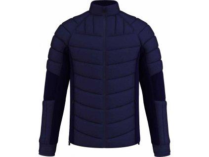 CALLAWAY Swing Tech Quilted pánská bunda modrá