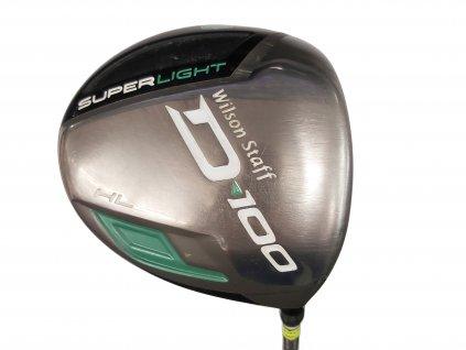 WILSON STAFF D100 dámský golfový driver  + Headcover