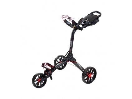 Bag Boy Nitron golfový vozík černo červený