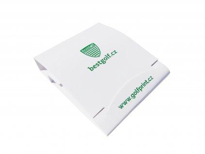 Dárková krabička týček s potiskem Bestgolf - 5 ks
