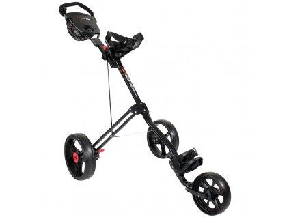 MASTERS 5 Series 3 Wheel golfový vozík černý