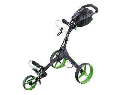 BIG MAX golfový vozík IQ+ černo-zelený