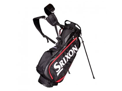 SRIXON Tour stand bag černo-červený