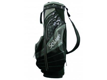 CALLAWAY Solaire dámský golfový cart bag černo-šedý