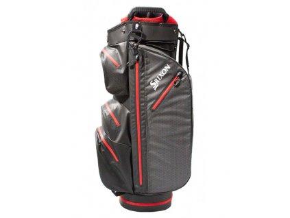 SRIXON  Ultradry cart bag černo-červený