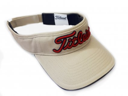 TITLEIST LOW PROFILE ADJ. VISOR