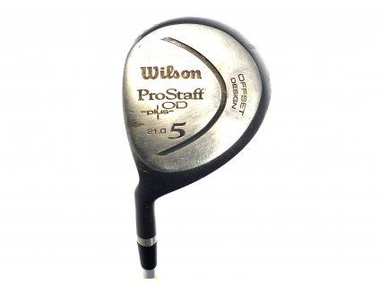 WILSON ProStaff fw dřevo č. 5 21° - levé