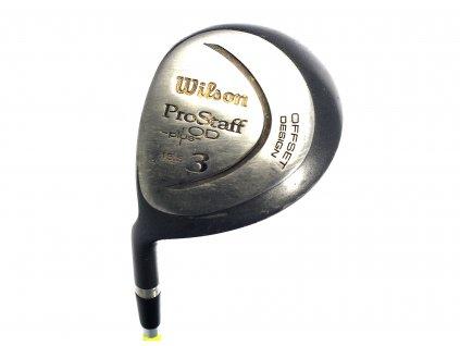 WILSON ProStaff fw dřevo č. 3 15,5° - levé