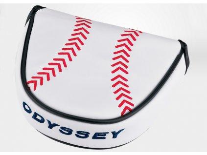 ODYSSEY headcover Baseball Mallet