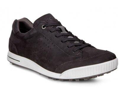 Ecco Street Retro pánské golfové boty černé