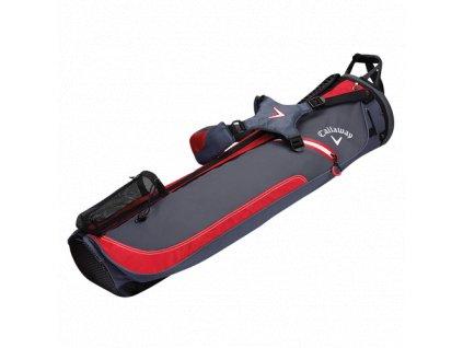 CALLAWAY bag na trénink Hyper-Lite 1 šedo-červený