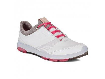 ECCO dámské golfové boty Biom Hybrid 3 bílé