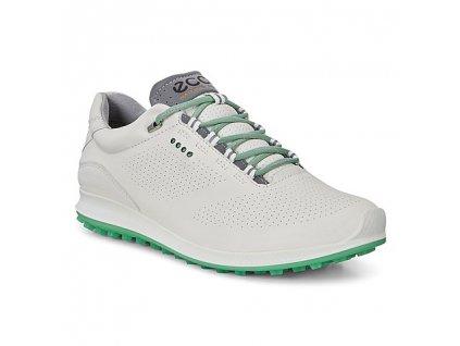 ECCO dámské golfové boty Biom-Hybrid 2 bílé