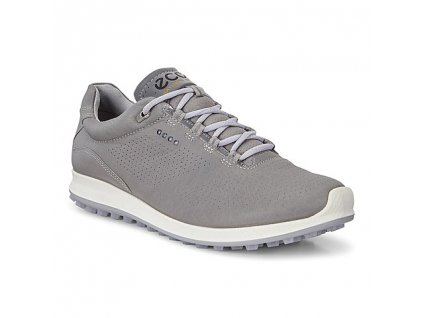 ECCO dámské golfové boty Biom Hybrid 2 šedé