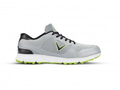 CALLAWAY pánské golfové boty M540-05 Chev Vent šedo-bílé