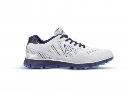 CALLAWAY pánské golfové boty M540-01 Chev Vent šedo-modré