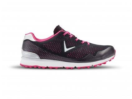 Callaway W634-02 Solaire dámské golfové boty černé