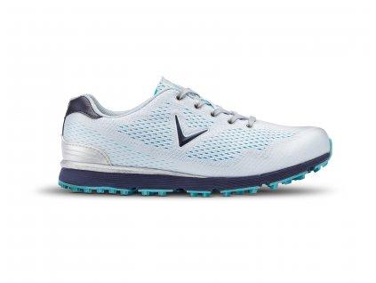 Callaway W634-01 Solaire dámské golfové boty bílo-modré