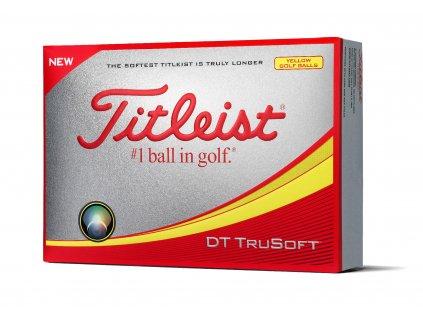 DT TruSoft Dozen Left Yellow