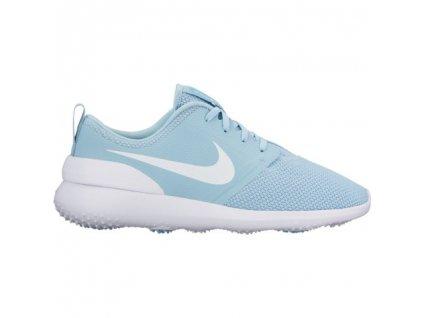 Nike Roshe G dámské golfové boty modro-bílé