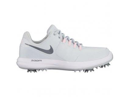 Nike Air Zoom Accurate dámské golfové boty světle-šedé