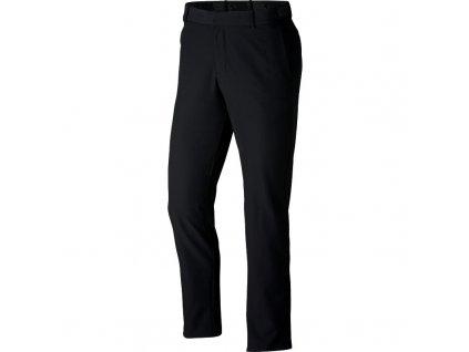 NIKE Flex Slim pánské golfové kalhoty černé zepředu