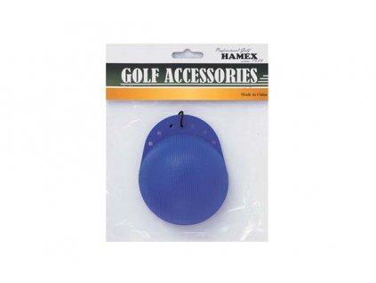 Čistič na golfové míčky