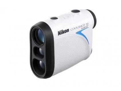 Nikon Laser COOLSHOT 20  + Golfová pravidla