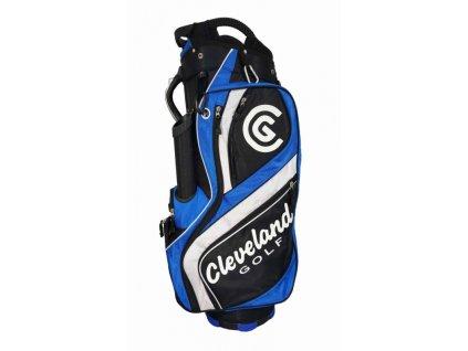 CLEVELAND light bag na vozík CG černo-modro-bílý  + Castle tee 100ks