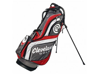 cleveland cg stand bag 2016 chrome red white