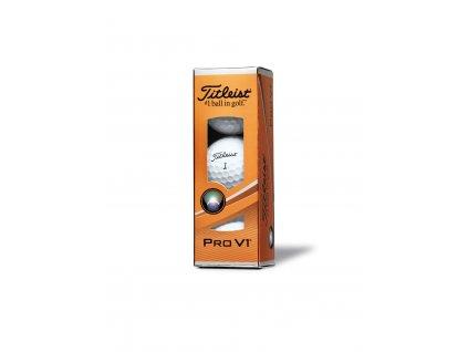TITLEIST Pro V1 golfové míčky (3 ks)