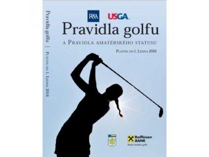 Pravidla golfu - kapesní 2016