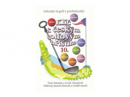 Klíč k českým golfovým hřištím 10
