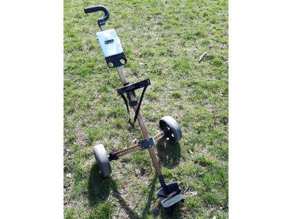Vantage golfový vozík 2-kolový