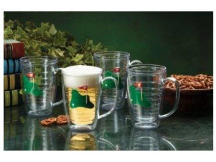 Plastová sklenice 450 ml s golfovým motivem