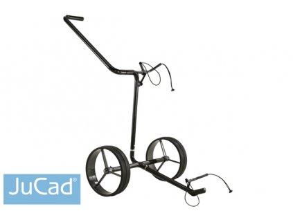 JUCAD tlačný vozík Carbon 2-kolový